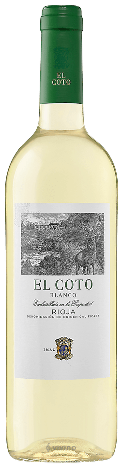 El Coto Blanco 2018, Rioja, Spain