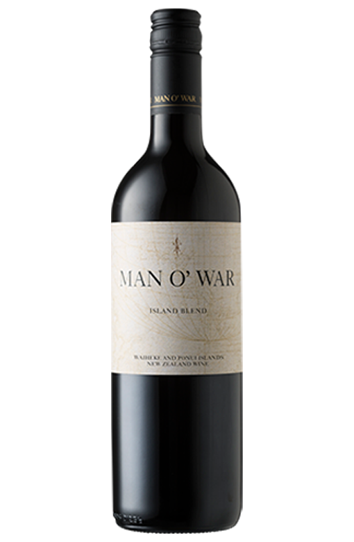 Man O' War Estate Island Blend 2019, Waiheke Island