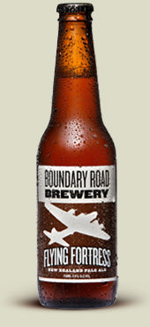 "Boundary Road ""Flying Fortress"", NZ Pale Ale"