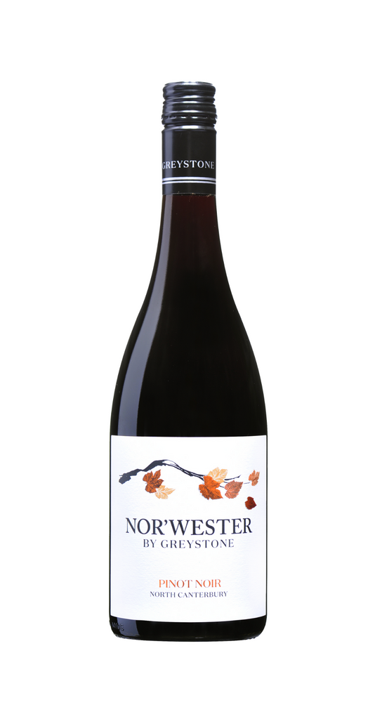 Nor'Wester by Greystone Pinot Noir 2017, North Canterbury