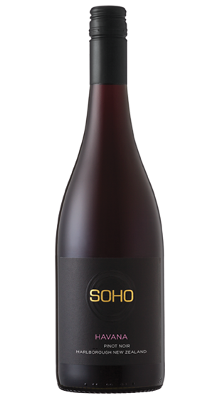 SOHO Havana Pinot Noir 2017, Marlborough