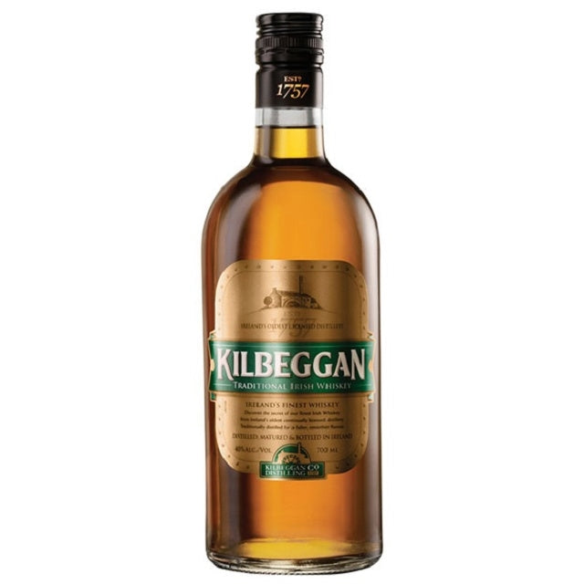 Kilbeggan Irish Whiskey, 700ml