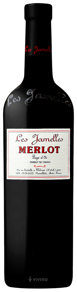 Les Jamelles, France - Rose, merlot and syrah