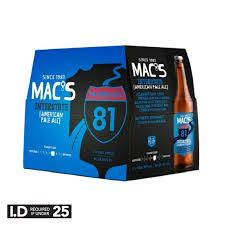 Macs Interstate APA dozen 330ml bottles