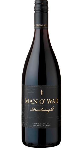 Man O' War Dreadnought Syrah 2016, Waiheke