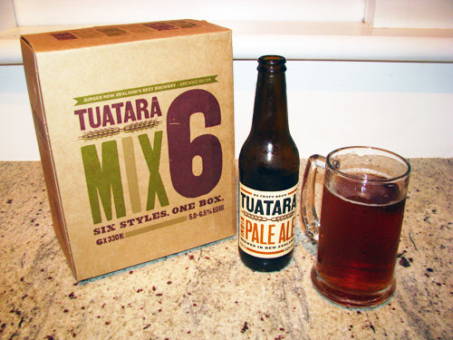 Tuatara Mix 6, 6x330ml