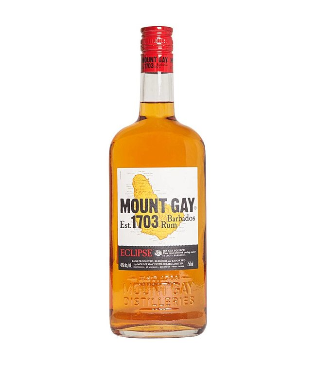 Mount Gay Eclipse Rum, 1L