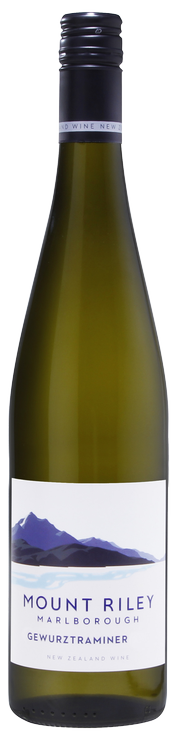 Mount Riley Gewurztraminer, 2019, Marlborough