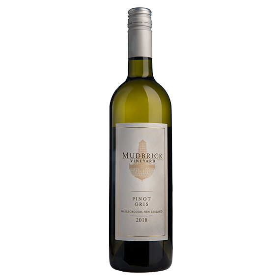 Mudbrick Pinot Gris 2019, Marlborough