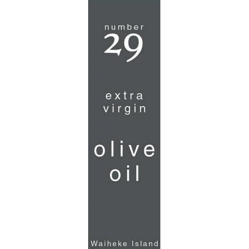 Number 29 Olives 250gr Bottle, Waiheke