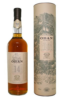 Oban Single Malt Whisky, 700ml