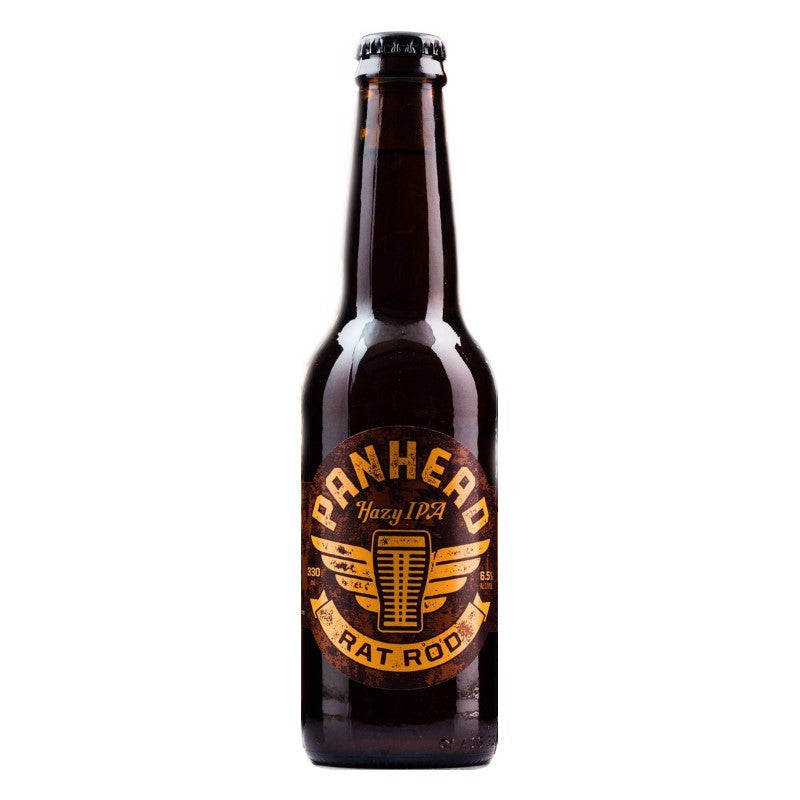 "Panhead ""Rat Rod"" Hazy IPA, 500ml"