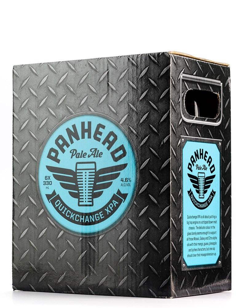 "Panhead ""Quickchange XPA"" Pale Ale, 6 pack 330ml"