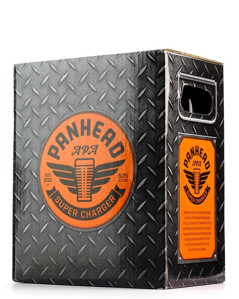 "Panhead ""Supercharger"" APA, 6 pack 330ml"