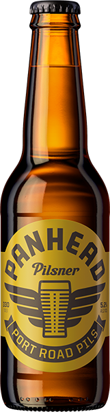"Panhead ""Port Road Pils"" Pilsener, 500ml"