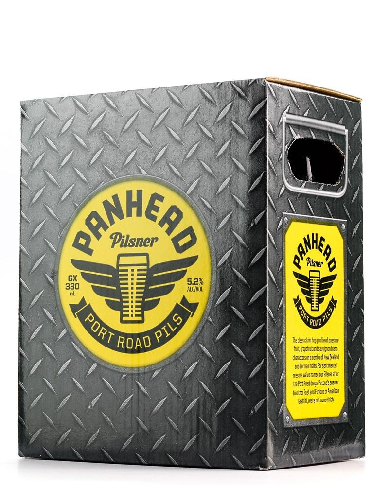 "Panhead ""Port Road"" Pilsner, 6 pack 330ml"