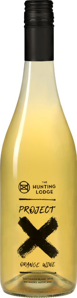 Hunting Lodge Project X Sauvignon Blanc 2019, Waimauku