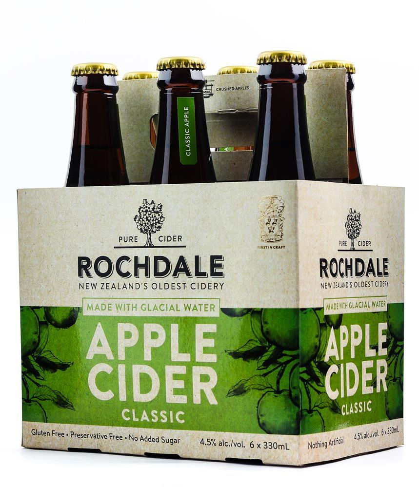 Rochdale cider 6 packs