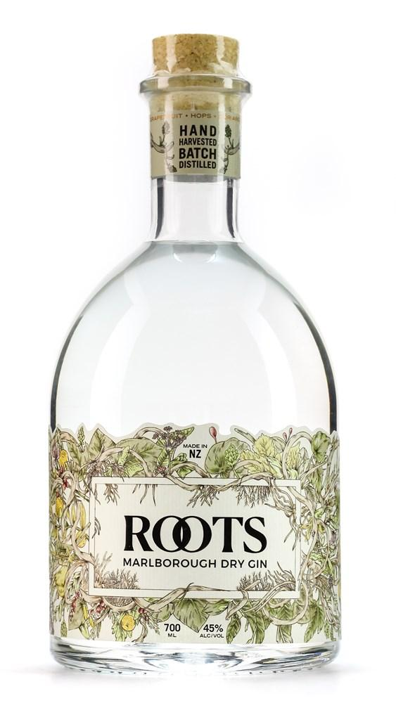 Roots Gin, 700ml