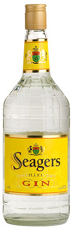 Seager's Gin, 1 litre