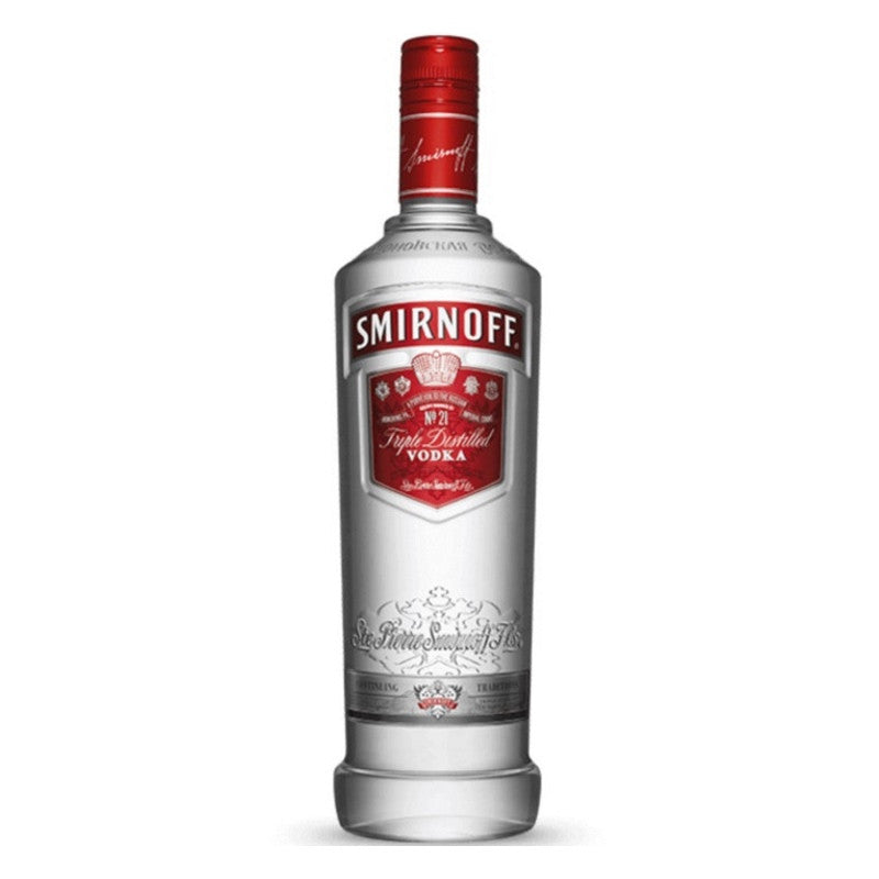 Smirnoff Vodka Red, 1 litre