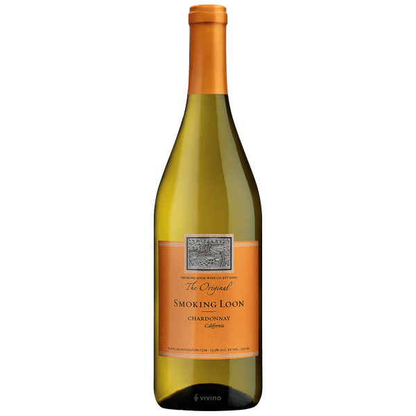 Smoking Loon Chardonnay 2018, USA