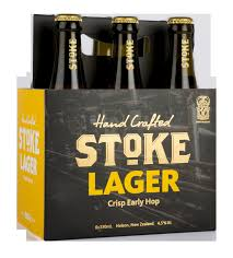 Stoke IPA 6 pack 330ml bottles