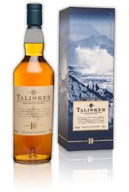 Talisker Single Malt Whisky 10yo, 700ml