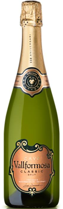 Vallformosa Cava Brut, Spain