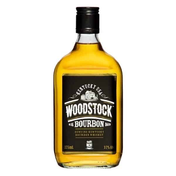 Woodstock Kentucky Bourbon Whiskey 375ml