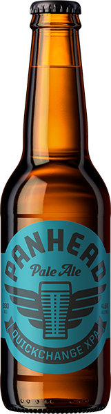 "Panhead ""Quickchange XPA"" Pale Ale, 500ml"
