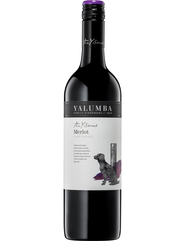 Yalumba Y Series Merlot, South Australia, 2016