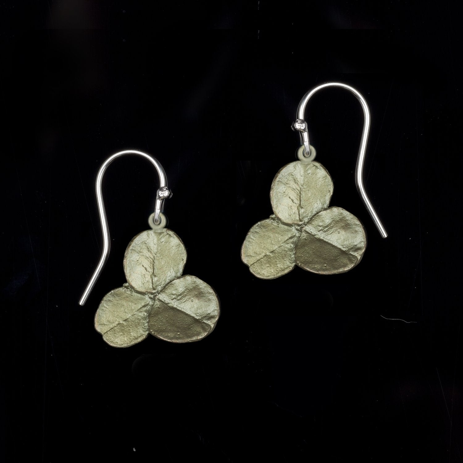 Clover Earrings - Wire Drop