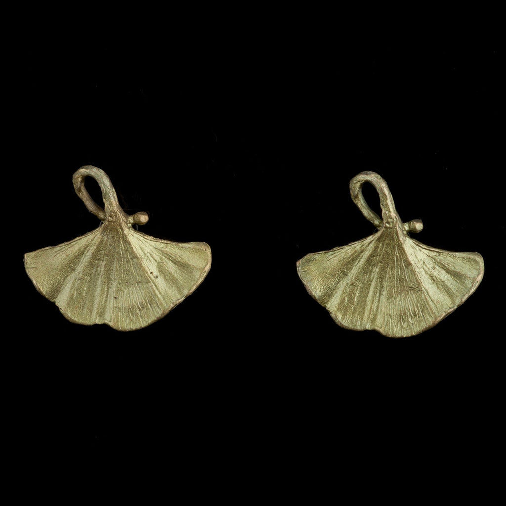 Ginkgo Earrings - Posts