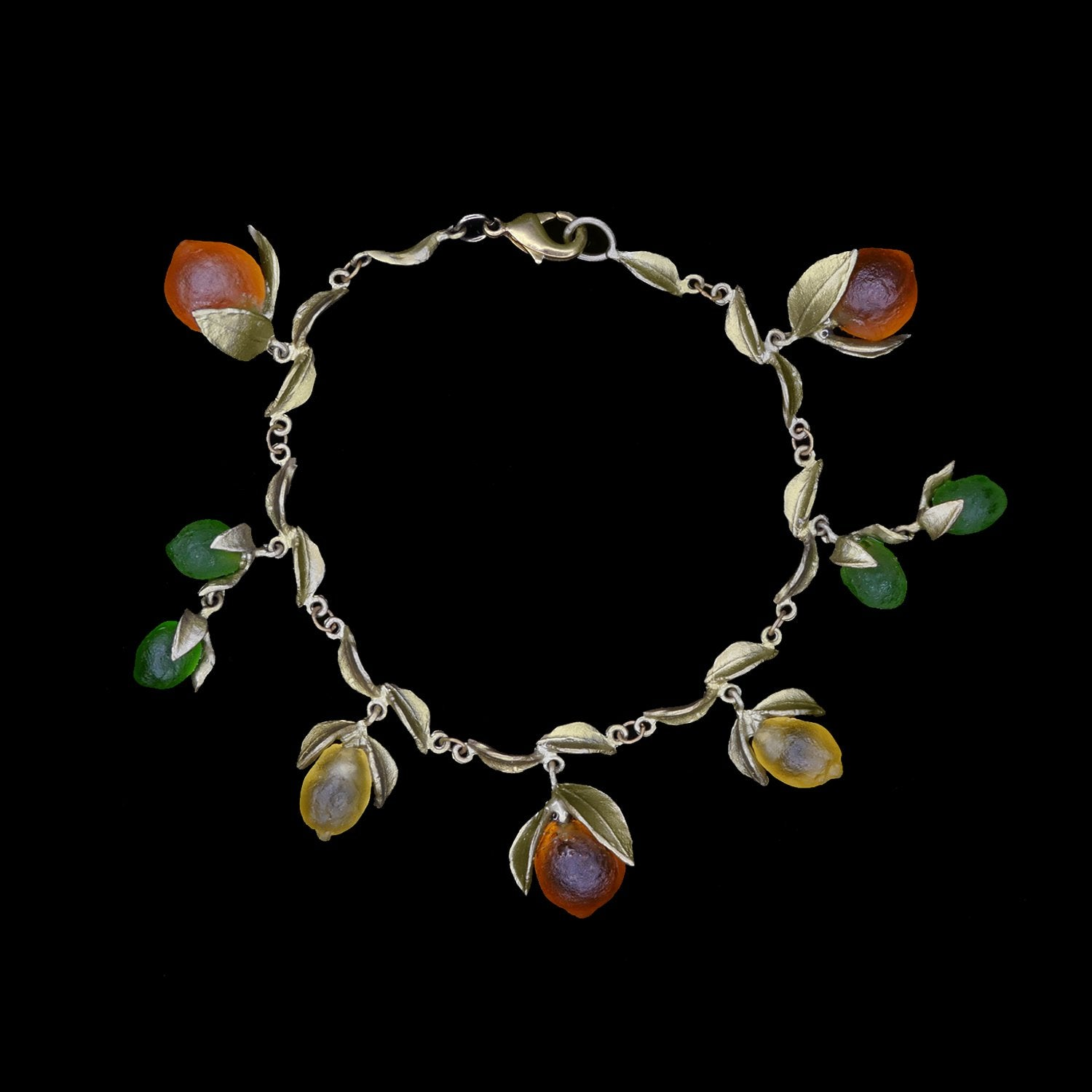 Citrus Fruit Bracelet