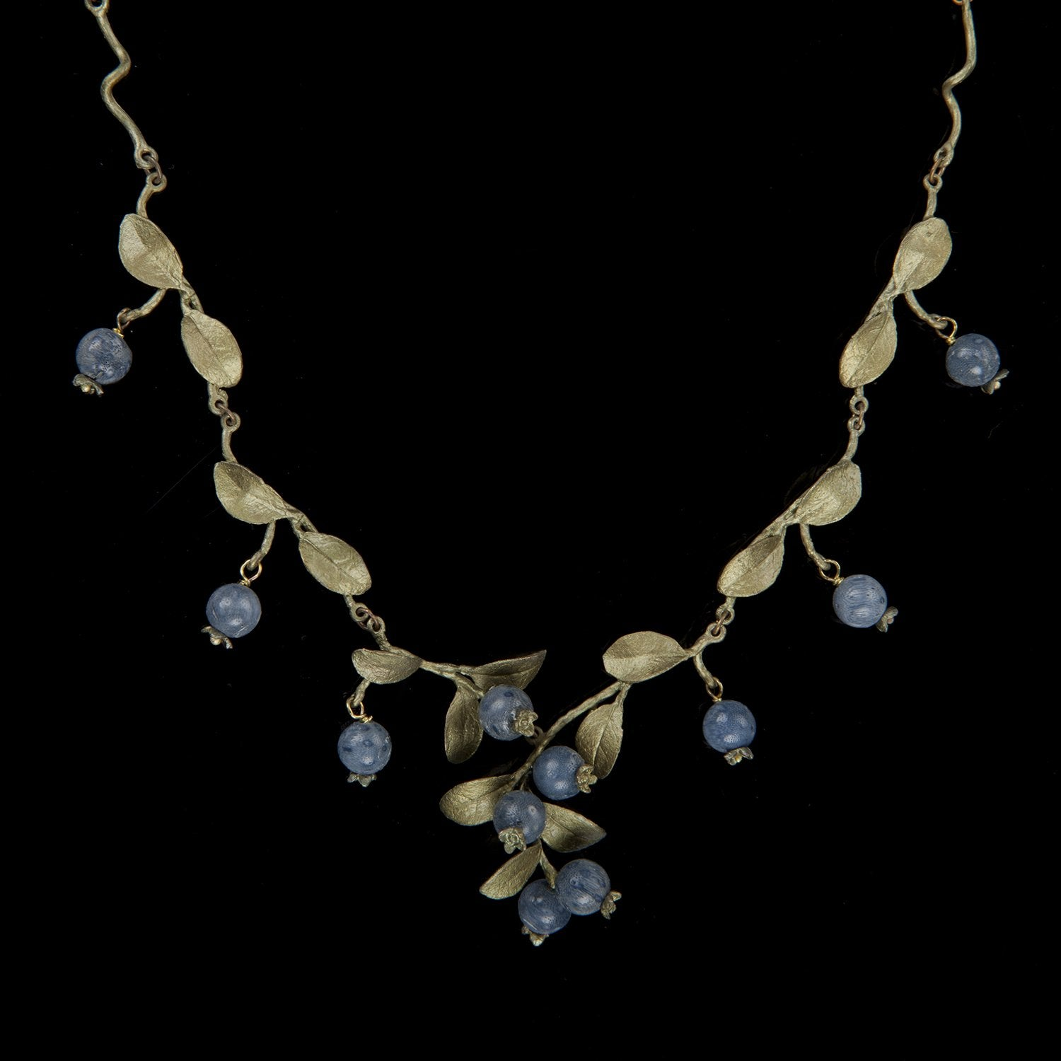 Blueberry Necklace - Twigs