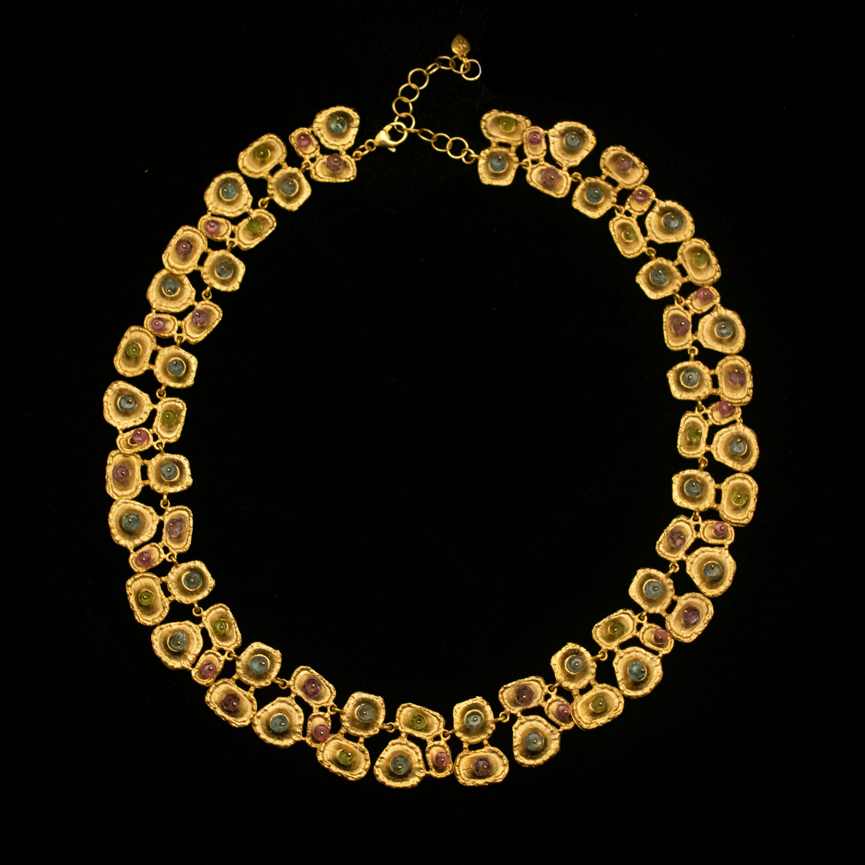 Fine Sea Urchin Collar Necklace