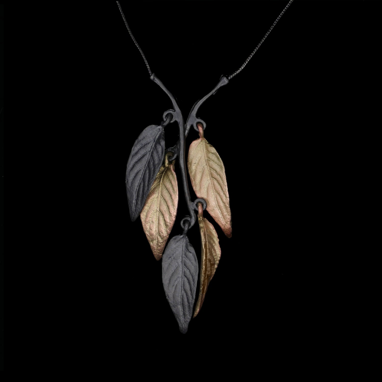Persian Shield Pendant - Multi Leaf