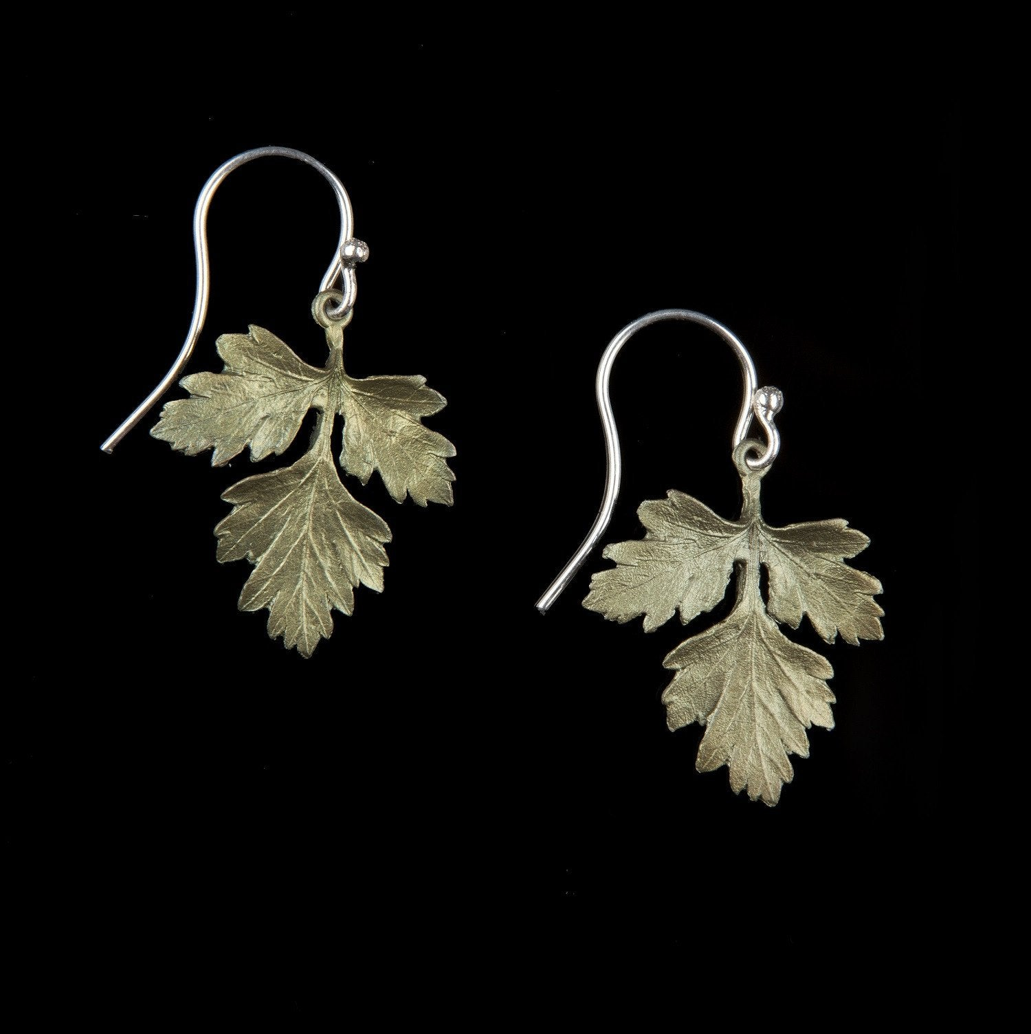 Petite Herb - Parsley Wire Earring