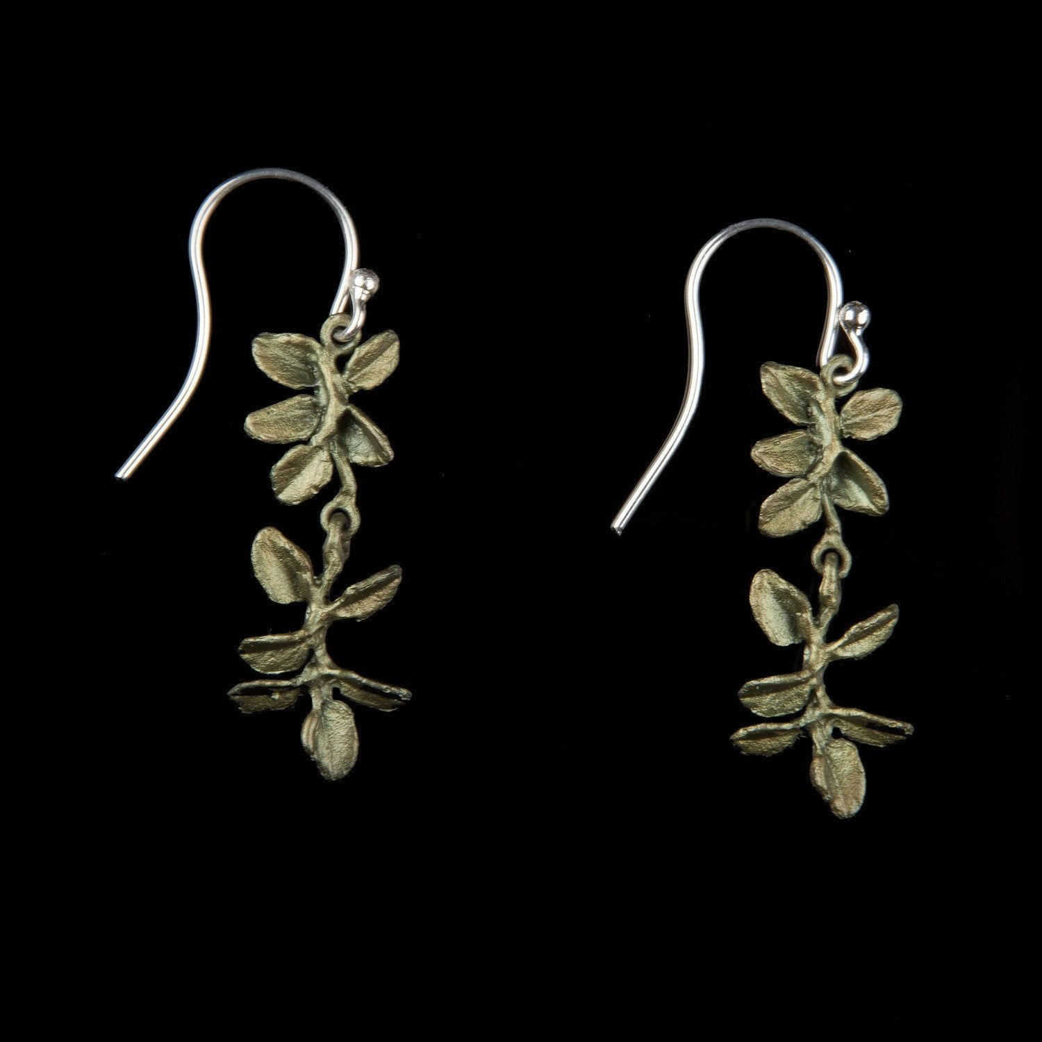 Petite Herb - Thyme Wire Earring