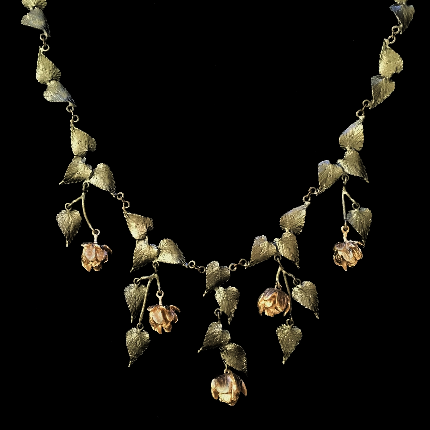 Hops Necklace - Statement