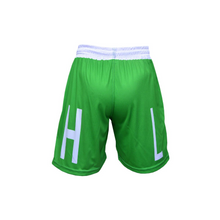 Load image into Gallery viewer, Handlelife Shorts - Green & White