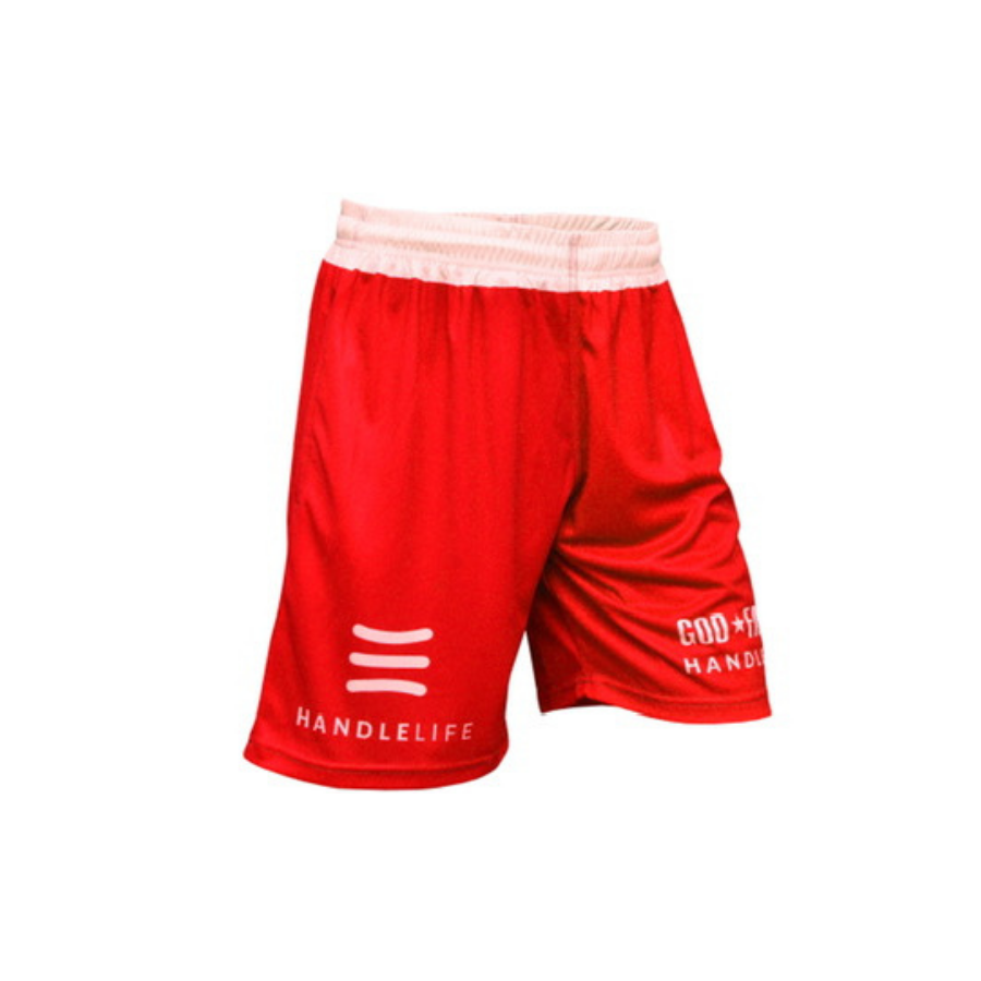 Handlelife Shorts - Red