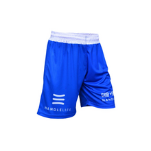 Load image into Gallery viewer, Handlelife Shorts - Blue & White