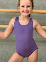 Balera purple leotard