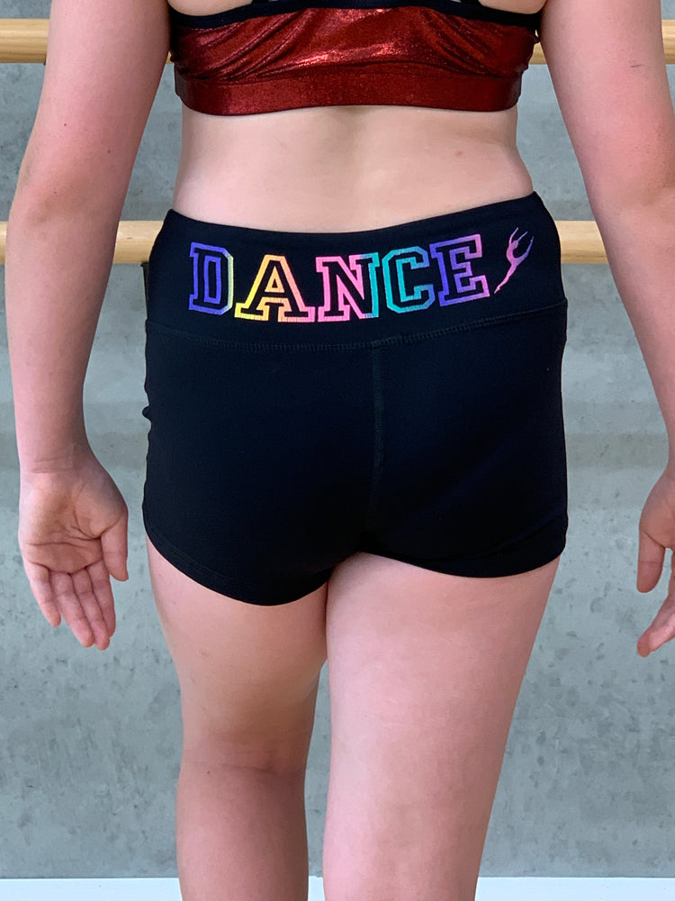 Energetix dance shorts