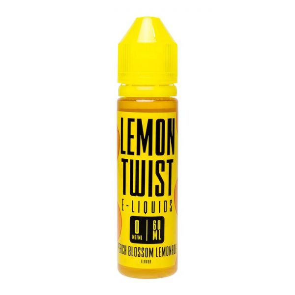 Lemon Twist - Peach Blossom Lemonade 50ml