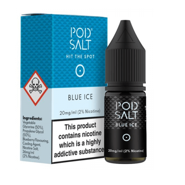 Pod Salt - Blue Ice 10ml