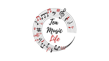 Tea music time enjoy the moment and be grateful