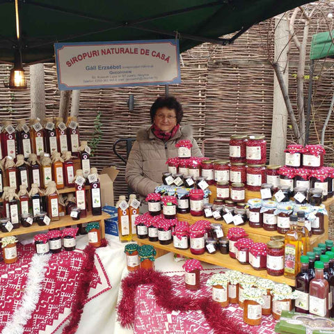 Health from Europe jams producer
